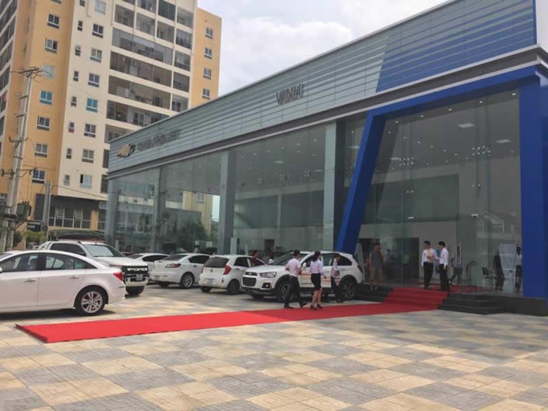 Đại Lý Chevrolet Vinh Nghệ An