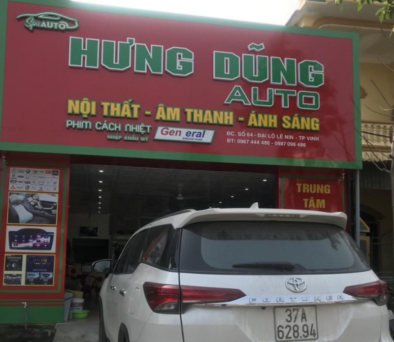 Đại Lý ô tô Chevrolet Vinh Nghệ An